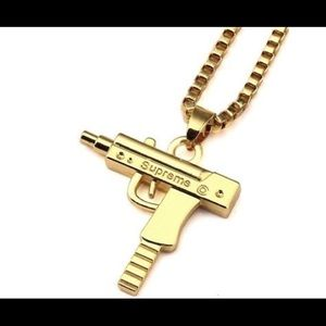 Supreme Uzi Chain